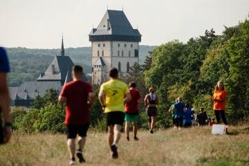 Behej lesy sport zdravi