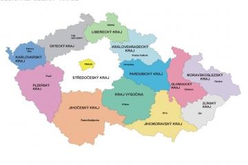 Kraje Ceske republiky
