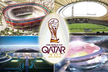MS ve fotbale Katar 2022. kvalifikace losceska reprezentace