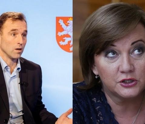 Spor politiků hnutí ANO. Hnilička se střel s Schillerovou. Jde o peníze na sport