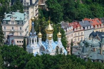 Rusti investori opousti lazne reality byty nemovitosti Karlovy Vary