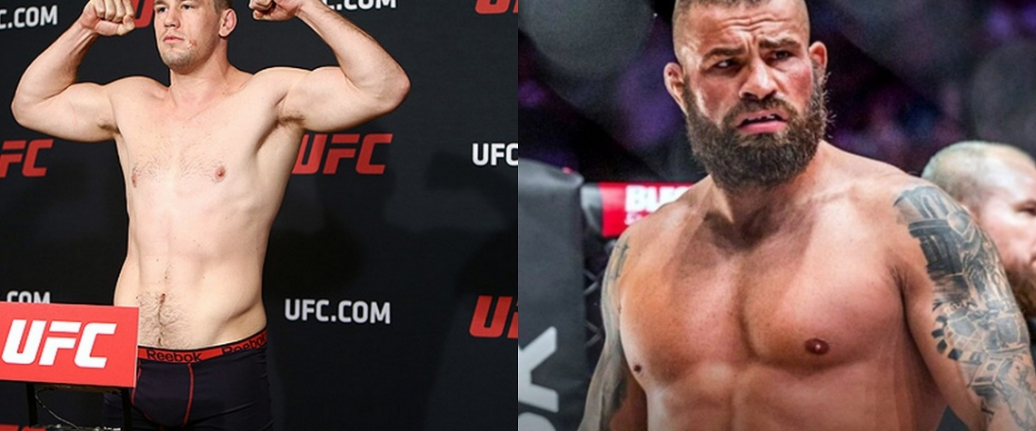 Viktor Pesta Karlos Terminator Vemola MMA OKTAGON UFC