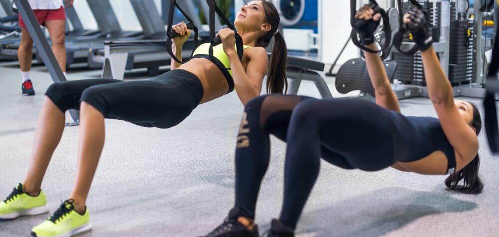fitness TRX expandery zdravi sport