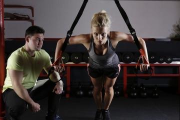 sport fitness zdravi posilovna forma