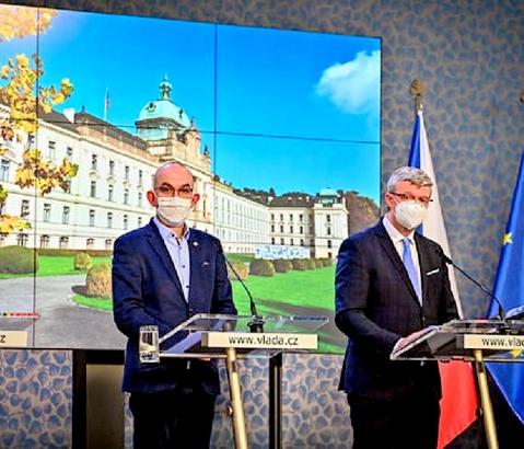Vláda rozhodla. Česko přejde ve čtvrtek do třetího stupně PES