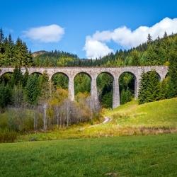 zeleznicni most viadukt