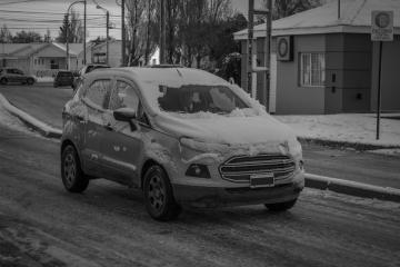 zima silnice auta povinna vybava