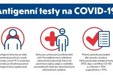 Antigenni testy na covid 19 ministerstvo zdravotnictvi