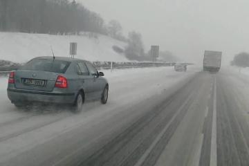 BESIP: Řidiči, nepodceňujte zimní podmínky na komunikacích