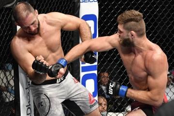 Cesky svaz MMA Jiri Denisa Prochazka Oktagon UFC