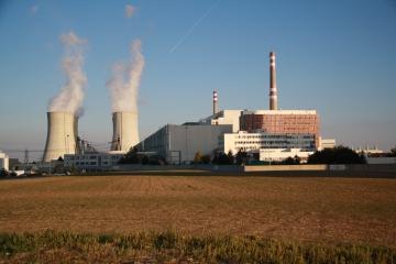 Dukovany jaderna elektrarna