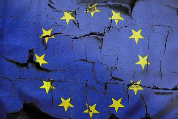 Evropska unie EU Czexit Trikolora zpravy cr