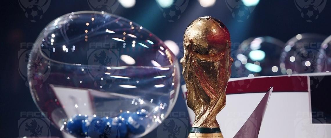 Kvalifikace MS ve fotbale los skupiny