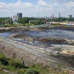 Z Ostravy byly ve stanoveném termínu odvezeny všechny kaly z ropných lagun