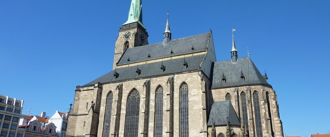 Plzen katedrala sv. Bartolomeje zpravycr kultura