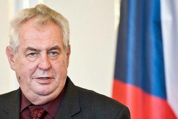 Prezident Miloš Zeman vyhlásil termín pro volby do Poslanecké sněmovny