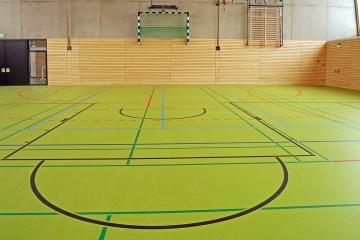 Sportovni hala telocvicna sportovni areal sportoviste