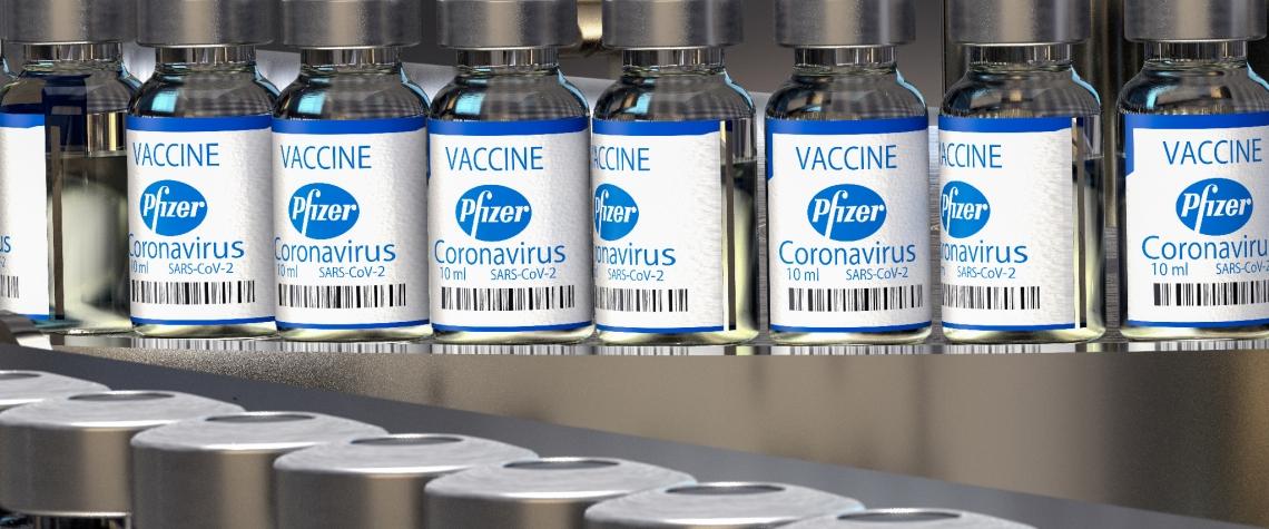 Zájem o očkování roste, vakcínu chce více než polovina lidí Pfizer vakcína koronavirus Covid-19