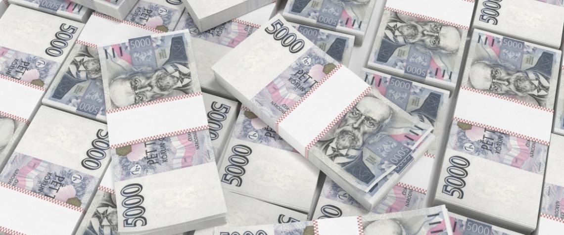 Covidová krize vedla k prudkému nárůstu vládních výdajů