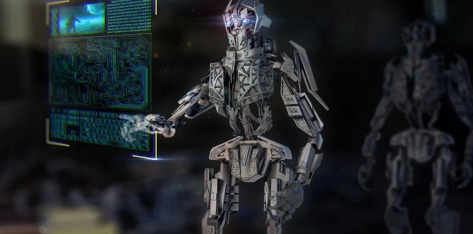 100 let robota: Umělá inteligence pomáhá lidem