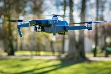 Novela zákona: Bezpečnější provoz bezpilotních letadel, kontrolu dronů