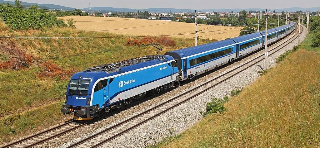 České vlaky nebudou jezdit do Německa