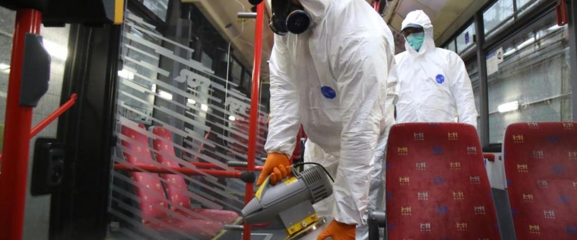 DPP Praha, Aktuální opatření proti šíření nákazy novým typem koronaviru, které se týkají dopravy