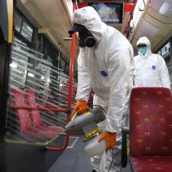 Aktuální opatření proti šíření nákazy novým typem koronaviru, které se týkají dopravy