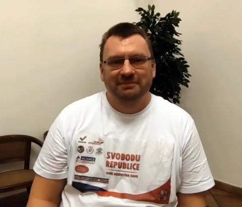 VIDEO: Lubomír Volný o tom, co se událo v Poslanecké sněmovně