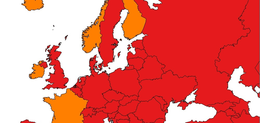 Ze seznamu zemí s nízkým rizikem nákazy koronavirem vypadne Španělsko s výjimkou Kanárských ostrovů