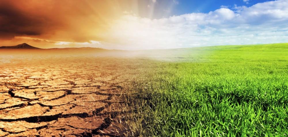 Obří suma investic do životního prostředí, Vláda reaguje na prohlubující se změnu klimatu