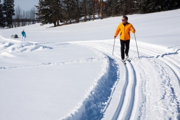 Sněhu je na horách dost, ale kvůli koronaviru to ocení jen běžkaři