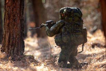 Kurz Komando. Příprava pro budoucí tvrďáky armády
