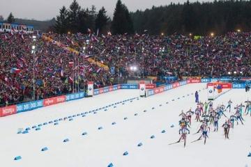 Nové Město na Moravě uspořádá v roce 2024 MS v biathlonu