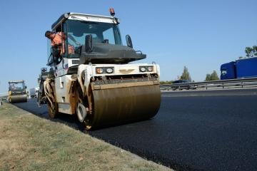 Po zimní přestávce se dělníci vracejí na brněnskou D1, letos práce dokončí