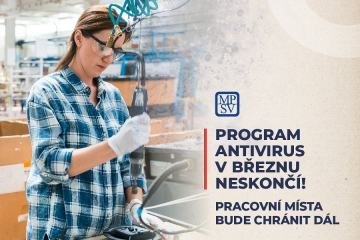 Program Antivirus v březnu neskončí