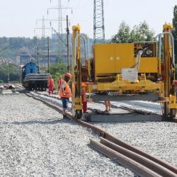 V dubnu začíná omezení na prvním železničním koridoru