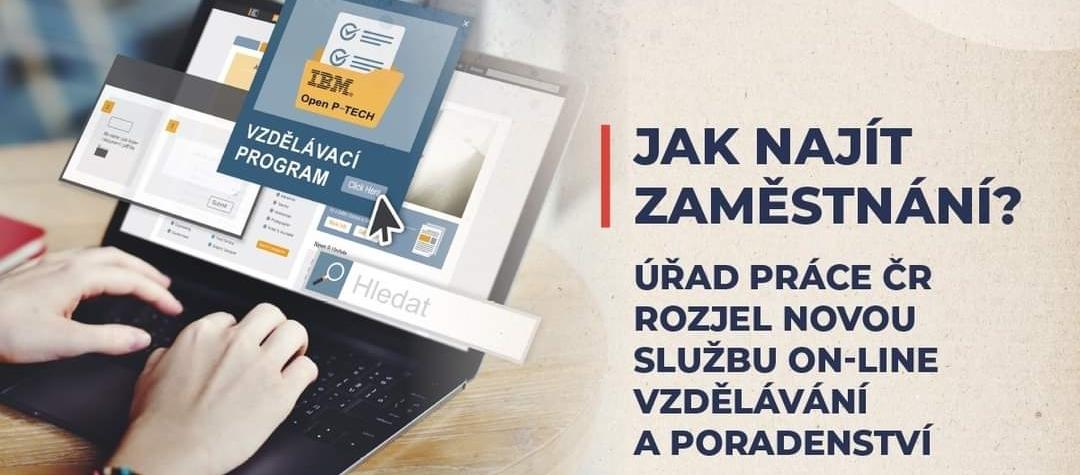 Jak najít zaměstnání? Úřad práce ČR rozjel novou službu on-line vzdělávání a poradenství