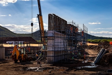 Stavební produkce v únoru reálně meziročně klesla. Inženýrské stavby si udržely vysokou úroveň