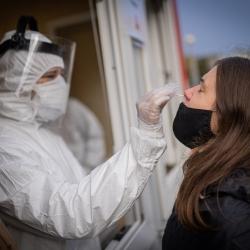 Antigenní testy, testování zaměstnanců