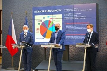 Vláda čr, Národní plán obnovy