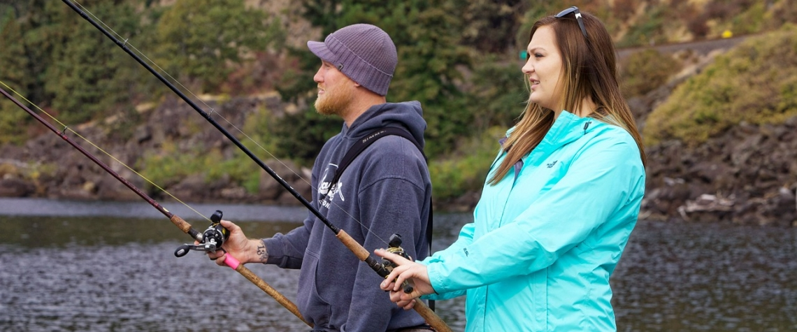 Rybářství, myslivost