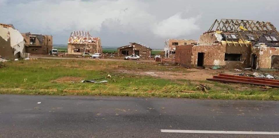 Obce a kraje mohou žádat o dotace na obnovu majetku po živelní pohromě