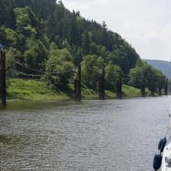 Lodí z Hamburku do Pardubic? Smlouva o splavnění Labe podepsána , Novinky na Labské vodní cestě v Ústeckém kraji
