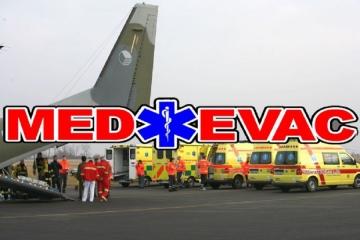 Zdravotně-humanitární program MEDEVAC koordinovaný resortem vnitra doposud pomohl celkem 89 perzekuovaným Bělorusům