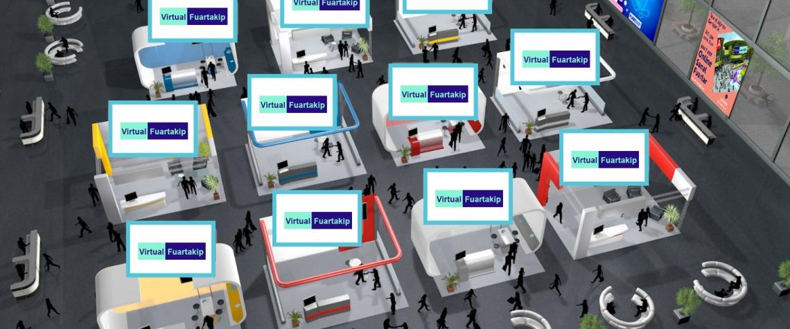 České průmyslové firmy se stále častěji setkávají s možností účastnit se virtuálních veletrhů.