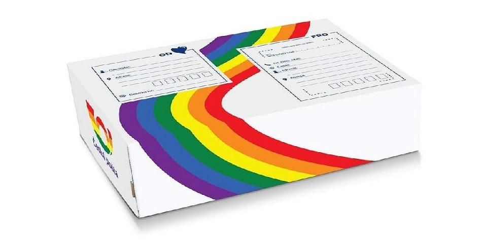 Česká pošta sponzoruje z peněz daňových poplatníků Prague Pride