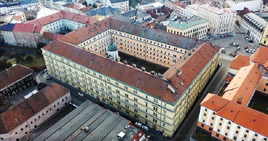 Hanácká kasárna v Olomouci – historická perla hledá nového majitele