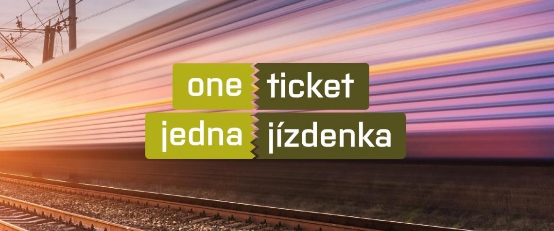 S One Ticket se nově cestující svezou v komerčních vlacích a s místenkou