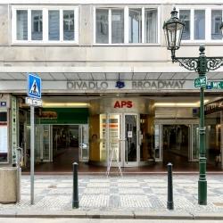 Stát prodává Palác Broadway v srdci Prahy